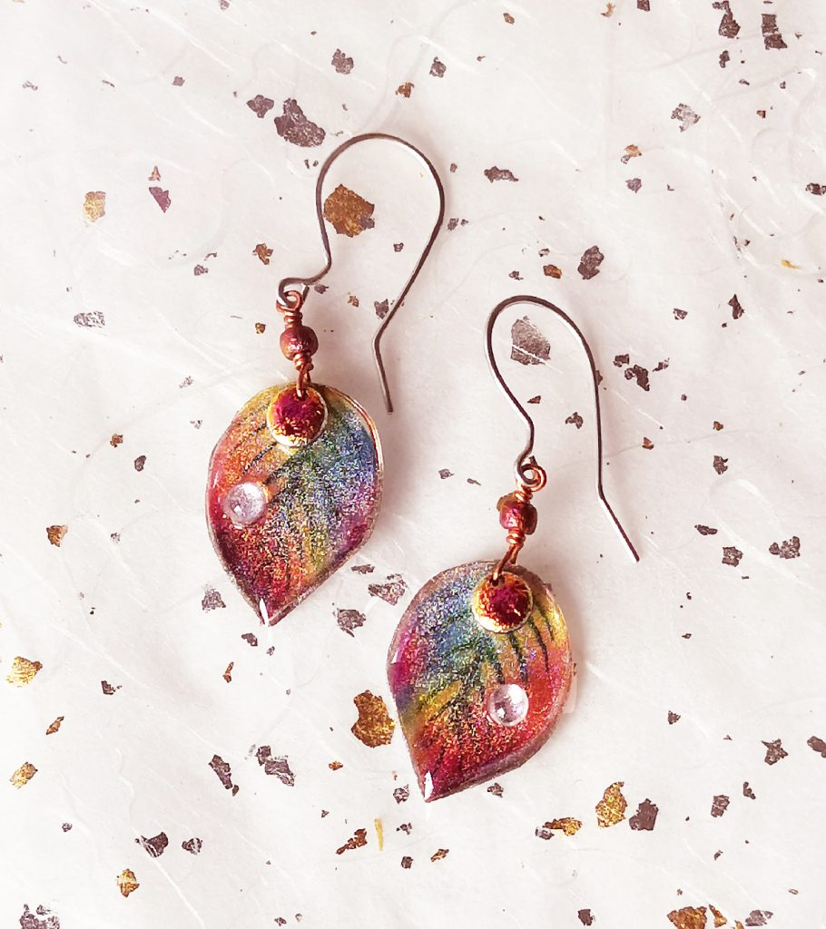 ceres_rainbow_leaf_earrings