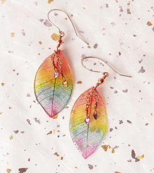 rainbow-earrings