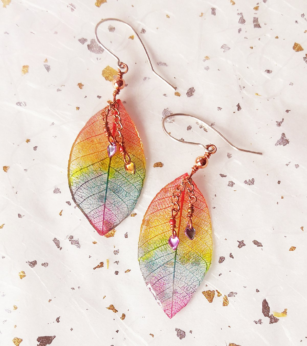 Aurelia Rainbow Earrings